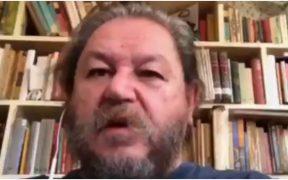 Paco Ignacio Taibo II, titular del Fondo de Cultura Económica