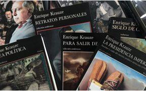 """""""No me iré nunca"""": responde Enrique Krauze a Taibo II"""