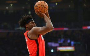 House rompió los protocolos de salud y fue expulsado de la burbuja de la NBA. (Foto: Reuters)