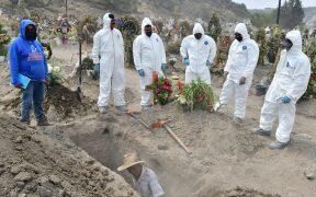México se convierte en el país con la mayor tasa de mortalidad por Covid: Universidad Johns Hopkins