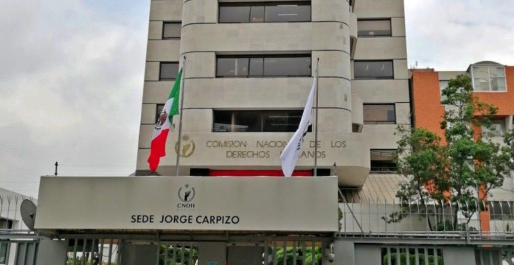 CNDH emite recomendación a INM por muerte de migrante salvadoreño