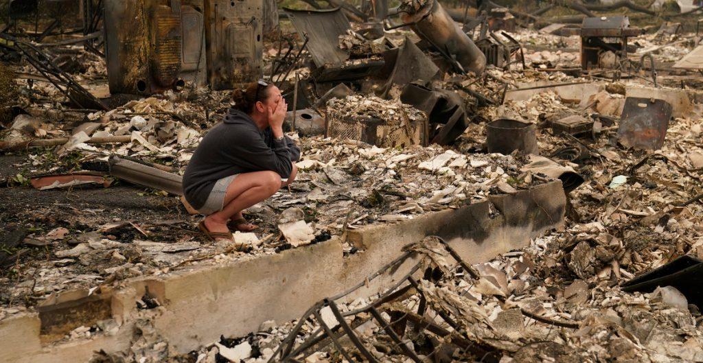 Incendios en Oregon dejan decenas de desaparecidos