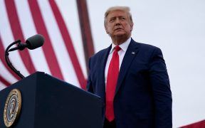 Trump mira al oeste en busca de nuevos caminos hacia la Casa Blanca