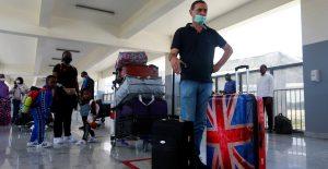 Cerca de 11 mil personas estuvieron expuestas a la Covid en vuelos: CDC