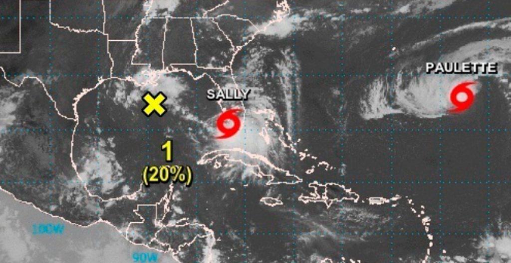 Se forma tormenta tropical 'Sally' al sur de Florida