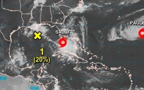 Se forma tormenta tropical 'Sally' al sur de Florida