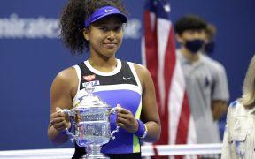 Osaka se levantó tras perder el primer set y ganó su segundo título del US Open. (Foto: EFE)