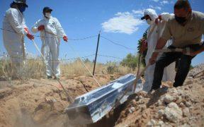 Fallecidos por Covid en México se convierten en la cuarta causa de muerte: Inegi