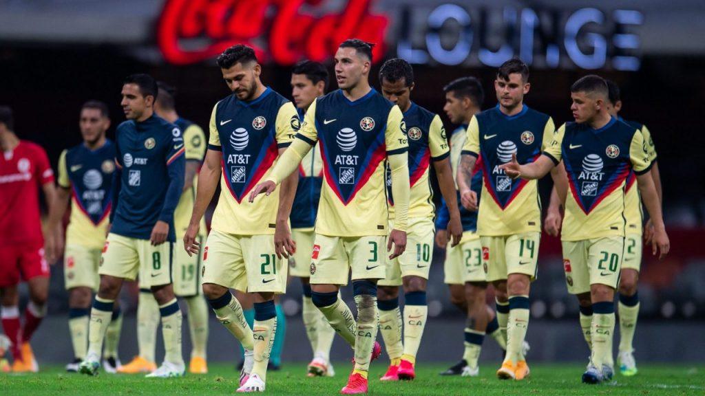 El Toluca saca un empate que frena la racha triunfal del América