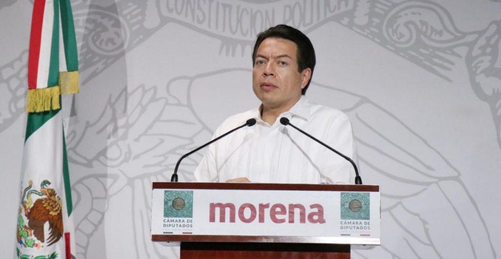 Mario Delgado, diputado de Morena