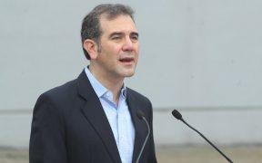Lorenzo Córdova confía en padrón electoral
