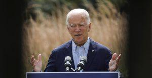 """Biden arremete contra Trump por negar la crisis climática; es un """"pirómano"""", afirma"""