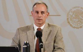 López-Gatell pide no relajarse en fiestas patrias ante Covid-19