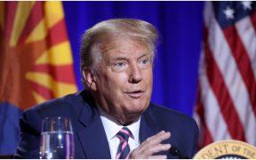 Vacuna contra Covid se aprobará en semanas: Trump