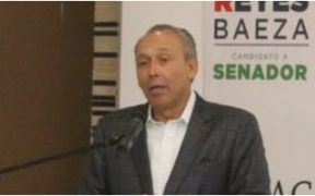 José Reyes Baeza, exgobernador de Chihuahua