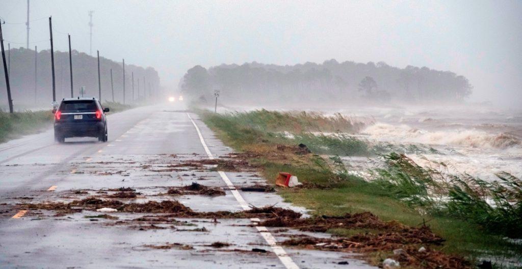 Alertan inundaciones históricas en el Golfo de México por el hucarán 'Sally'