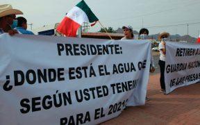 Me quitarán pero al movimiento nadie lo va a parar: Salvador Alcántar