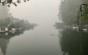 En oeste de EU se respira el peor aire del planeta, afirman expertos