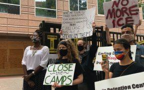 Mujeres migrantes dicen que no aceptaron esterilización forzada