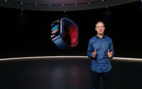 Apple presenta el Apple Watch Series 6 y la nueva iPad Air