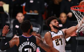 Los Nuggets echaron a los Clippers tras ir abajo 3-1 en la serie y en la final enfrentarán a Lakers. (Foto: Reuters)