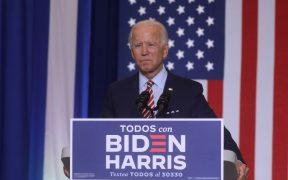 Los latinos tienen el destino de EU en sus manos: Biden en Florida