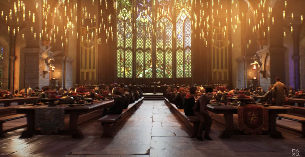 'Hogwarts Legacy' y los videojuegos presentados durante el PS5 Showcase