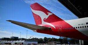 Qantas vende en 10 minutos todos los boletos de su 'vuelo a ninguna parte'