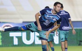 Ormeño, delantero del Puebla, tiene nacionalidad peruana y mexicana. (Foto: Mexsport)