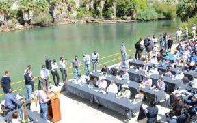 Congreso de Chihuahua pide a Conagua que desista de extracción de agua de la presa La Boquilla
