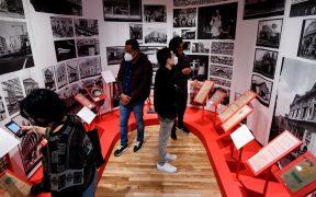 Museo MODO reabre con la exposición 'Centro Histórico, Corazón de México'