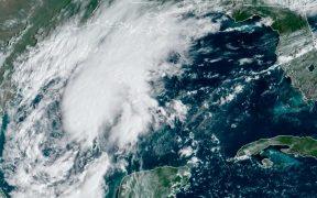 """Se forma la tormenta tropical """"Beta"""" en las costas de Tamaulipas"""