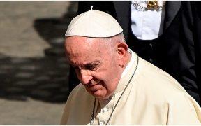Papa Francisco, líder de la Iglesia Católica