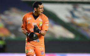 Rodolfo Cota se integrará a la Selección Mexicana tras jugar el lunes con el León. (Foto: Mexsport)