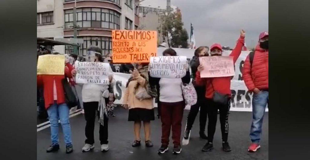 Damnificados del sismo 19 de septiembre marchan en la CDMX; piden renuncia de César Cravioto