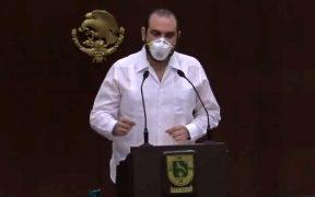 Diputado propone permitir testamentos por video para pacientes con Covid en Yucatán