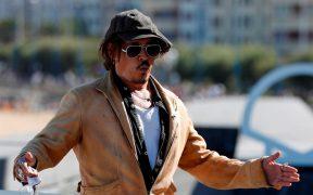 """Trump es una """"comedia de terror"""", me hace reír: Johnny Depp"""
