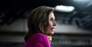 Pelosi no descarta un juicio político para detener nominación de Trump en la Corte Suprema