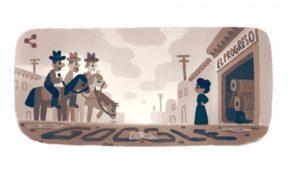 Google rinde homenaje a la activista proinmigrante Jovita Idár