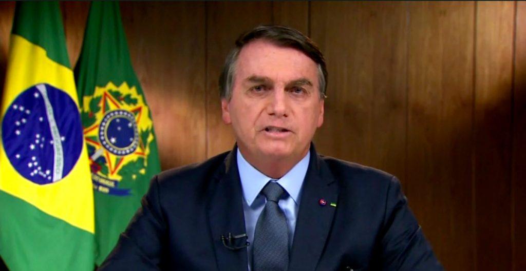 """Bolsonaro denuncia """"campañas de desinformación"""" en la ONU"""