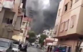 Se reporta nueva explosión en el sur de Líbano; se desconoce si hay víctimas
