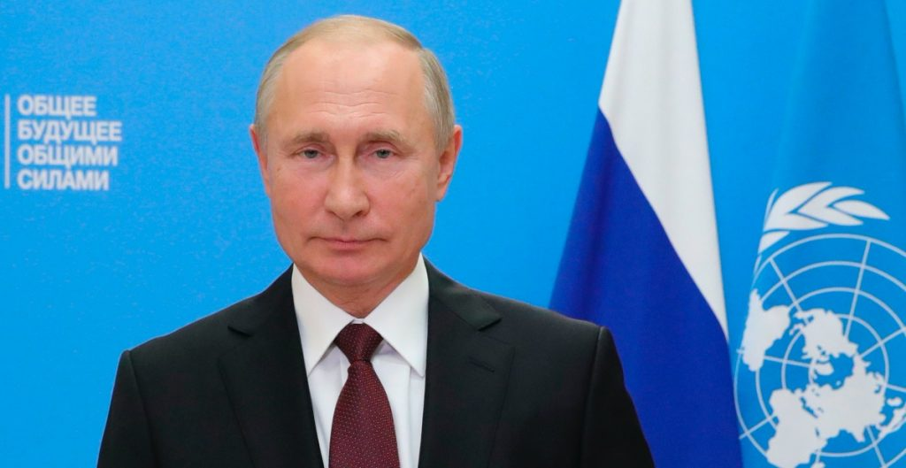 Putin ofrece vacunas gratuitas contra la Covid a todo el personal de la ONU
