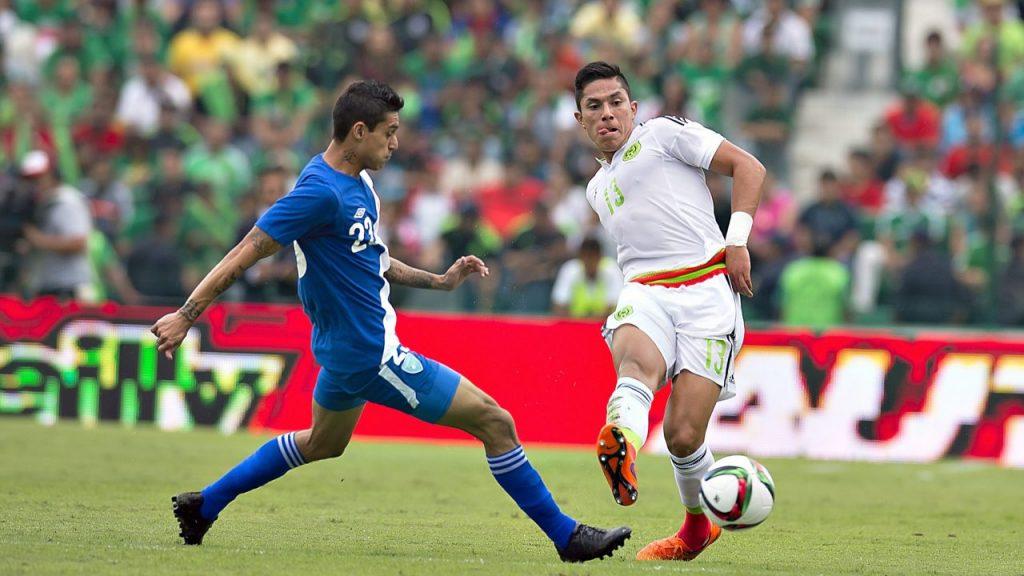 México enfrentó a Guatemala por última ocasión en 2015. (Foto: Mexsport)