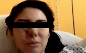 Yo sabía que Leonel había mandado matarme, exijo justicia: Kimberly Ávila