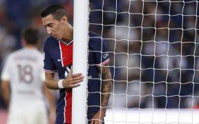 Di María se va cuatro partidos por escupir a un rival. (Foto: Reuters)