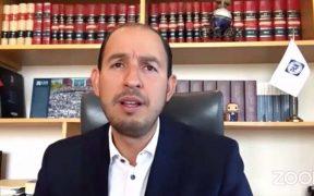La renuncia de Jaime Cárdenas revela que en la 4T hay corrupción: Marko Cortés
