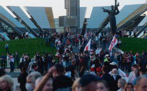 Detenidas 145 personas en Bielorrusia en protestas contra investidura de Lukashenko