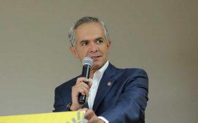 Luis Serna, ex secretario de Mancera, posible conflicto de interés