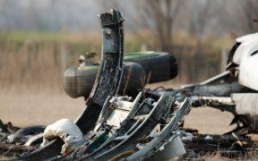 Avión robado en México se desploma en Guatemala