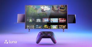 Amazon presenta Luna, su nueva plataforma de videojuegos